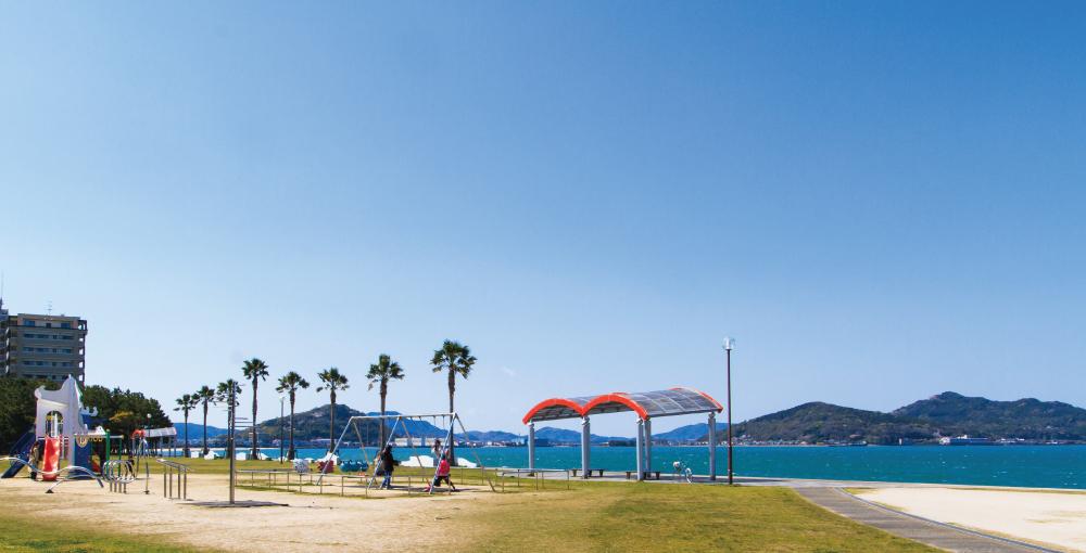 長垂海浜公園 約640m(徒歩8分)