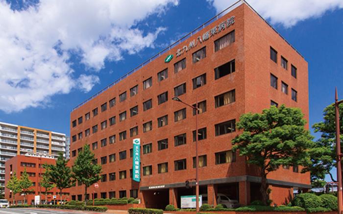 北九州八幡東病院 約1,230m(徒歩16分)
