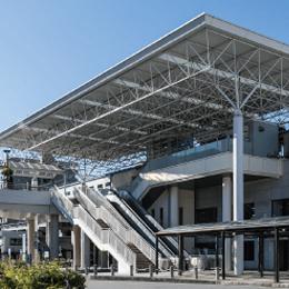 愛知環状鉄道「新豊田」駅 約5,370m