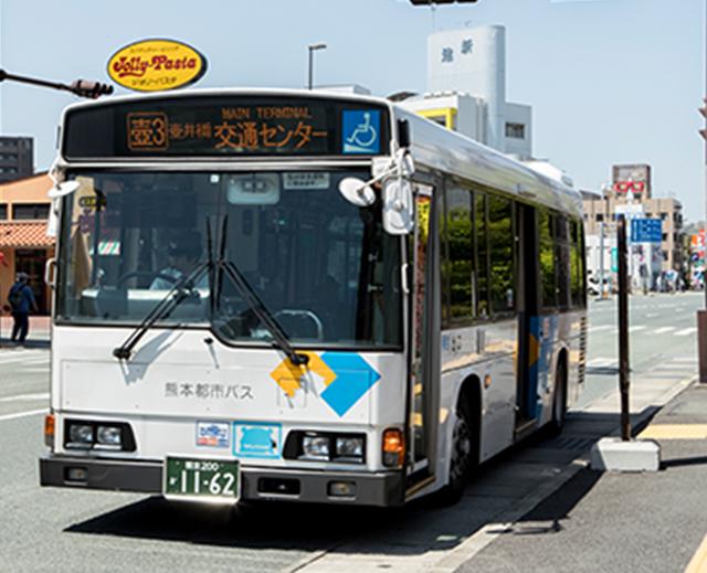 県立体育館前バス停 約10m(徒歩1分)