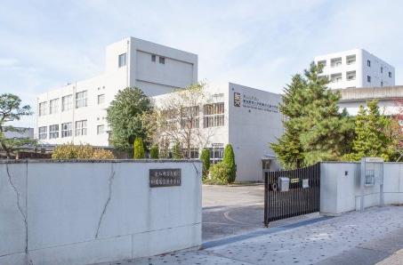 国立愛知教育大学附属名古屋中学校 約1,740m(徒歩22分)