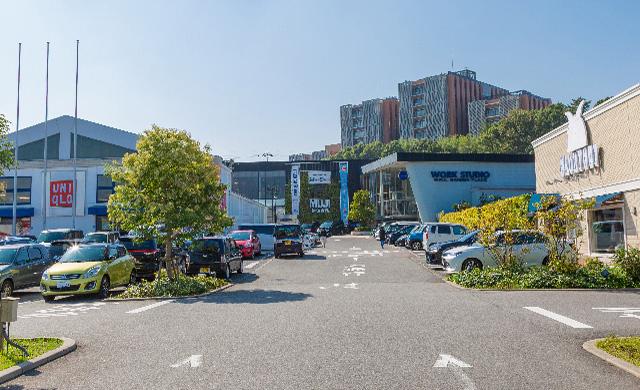 竜美丘ガーデンプレイス 約990m(徒歩13分)
