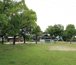 時ヶ掘公園 約300m(徒歩4分)