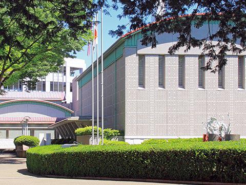 世田谷美術館 約710m(徒歩9分)