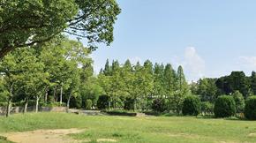 城山公園 約750m(徒歩10分)