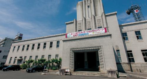 郡山合同庁舎 約640m(徒歩8分)