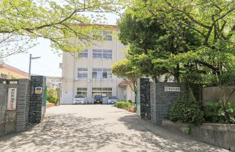 平尾中学校 約500m(徒歩7分)