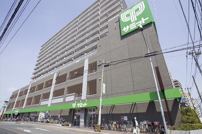 サミット朝霞台店 約2,630m(徒歩33分)