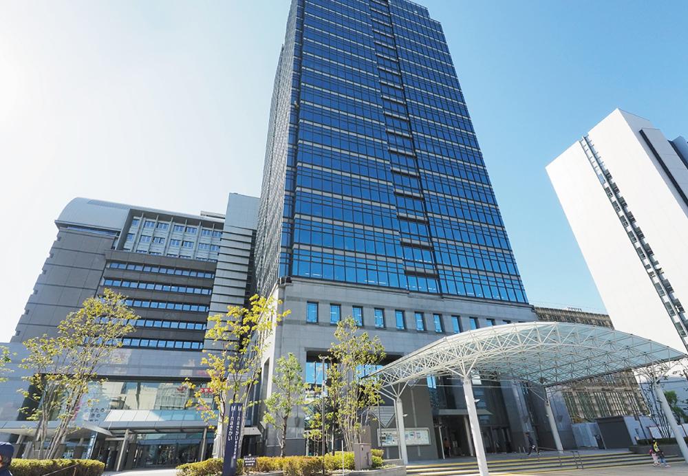 堺市役所・堺区役所 約940m(徒歩12分)