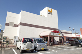 グルメシティ鶴見店 約200m(徒歩3分)