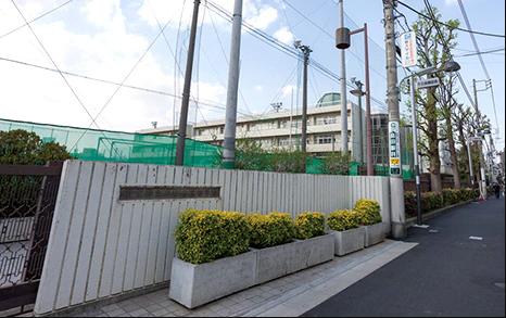 戸越銀座商店街 約720m(徒歩9分)