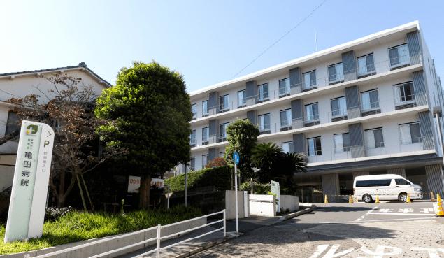 亀田病院 約1,220m(徒歩16分)