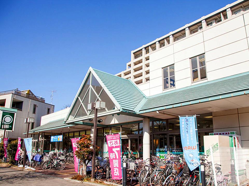 ピーコックストア 花小金井店 約750m(徒歩10分)