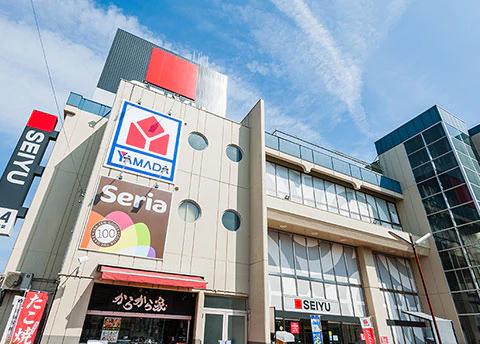 西友 花小金井店 約810m(徒歩11分)