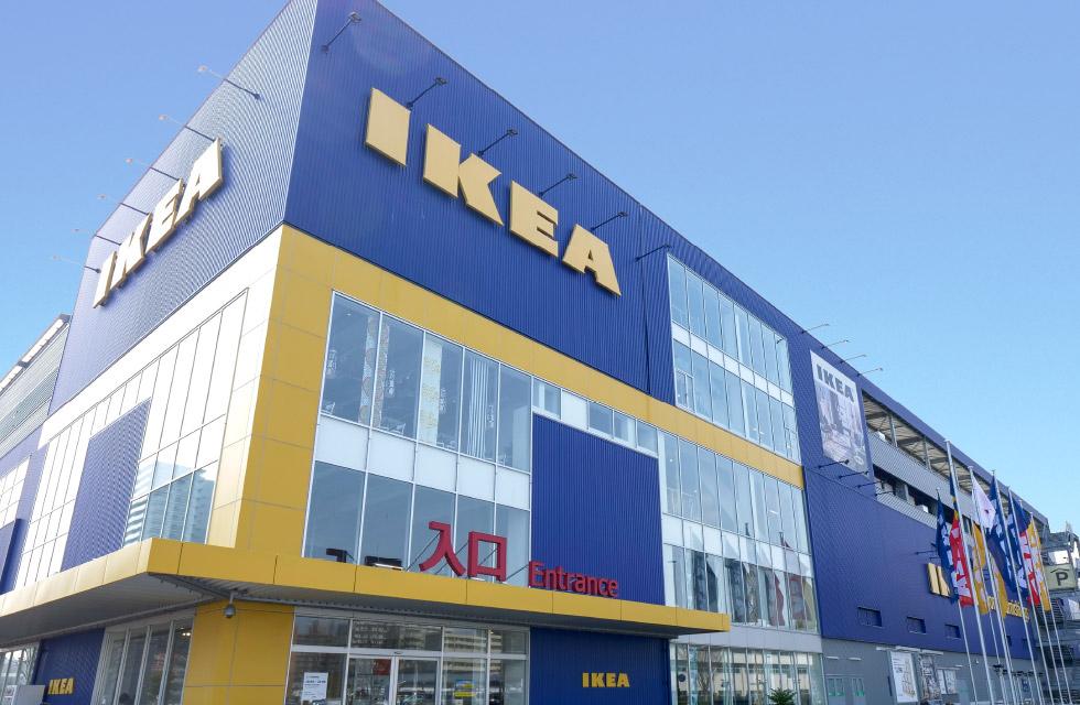IKEA仙台 約2,050m(徒歩26分)