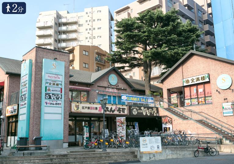 練馬駅 約1,070m(徒歩14分)