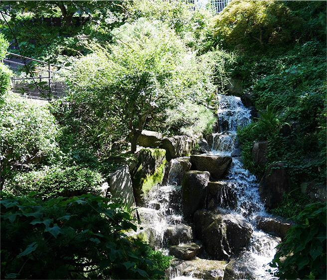 区立西郷山公園 約610m(徒歩8分)