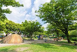 茶屋ケ坂公園 約370m(徒歩5分)