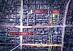 「人形町」駅よりフラットアプローチで僅か徒歩2分。賑わいのある「甘酒横丁」や、学区域の久松小学校も至近
