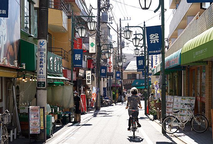 東松原商店街 約140m(徒歩2分)