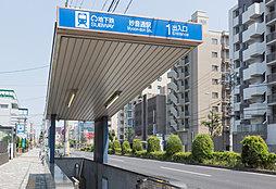 地下鉄名城線「妙音通」駅(1番出口) 約780m(徒歩10分)