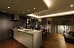 キッチン(N〈プレミアム〉タイプ・平成29年2月撮影)