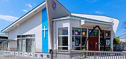 セントポール幼稚園 約380m(徒歩5分)
