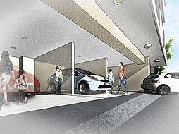 分譲駐車場イメージ
