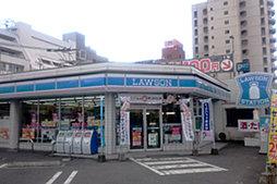 ローソン照国神社前店 約500m(徒歩7分)