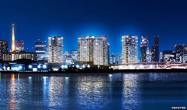 東京 シティ ベイ タワーズ