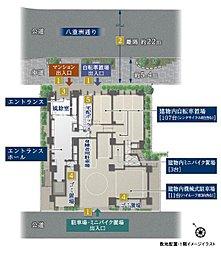 シティハウス東京八重洲通りのその他
