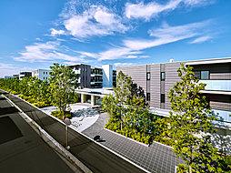 ガーデンハウス越谷レイクタウン(外観完成予想図)