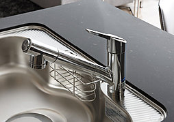 浄水器一体型シングルレバー水栓