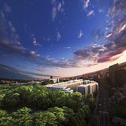 ザ・パークハウス 国分寺四季の森 ガーデン街区の外観
