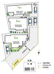 【駅歩4分】兼六パークタウン府中本町2期の外観