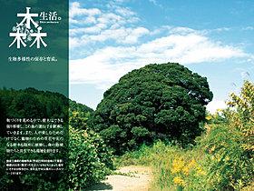森生活:生物多様性の保存と育成