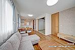 [3号地 内観]平成29年5月撮影 ※写真の家具は価格に含まれません。