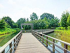 西東京いこいの森公園  約550m(徒歩7分)