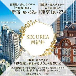 セキュレア西新井 (分譲住宅)