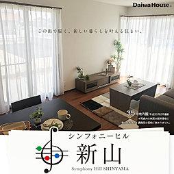 【ダイワハウス】シンフォニーヒル新山 (分譲住宅)