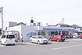 ローソン 岐阜東鶉店(約220m:徒歩3分)