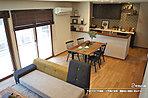 [2号地 内観]平成30年7月撮影 ※写真の家具・調度品は価格に含まれません。