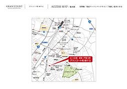 柏駅19分の立地で注文住宅を建てる【建築条件付売地】:案内図