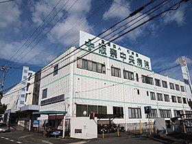 車で4分 阪奈中央病院