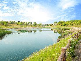 平谷川緑地