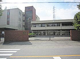里中学校300m