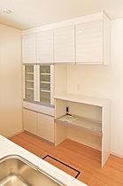 キッチン 食器洗乾燥機付き (22号棟 パート2)