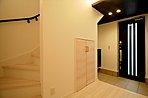 LDKは和室を開放すると27.5帖の大空間。個々の空間を大切にしながらも一体感のある空間で過ごすことができます。【建物プラン例/建物面積:98.41m2、建物価格:2300万円】/コンセプトハウス