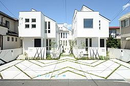 近代建物の直接販売 建築条件付き「La Galleria」日野...