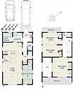 参考間取図 建物面積90.26m2 ※吹抜け等一部オプションになります。
